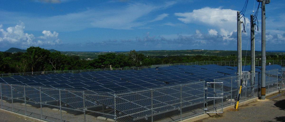 パーマリンク先: 太陽光発電によりエコ社会の実現